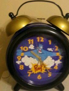 Aladdin Clock